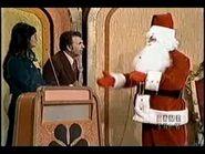 Showcase Dennis James with Santa