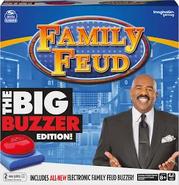 Family Feud Big Buzzer Edition