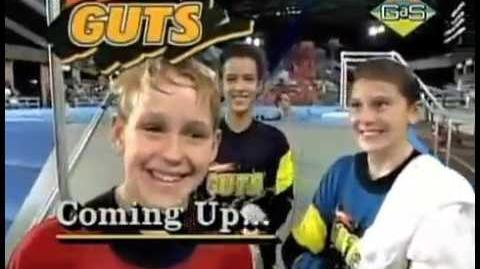 Nickelodeon Guts S01E23 Rachel Eddie Christina