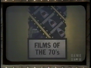 Films of the 70's