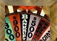 WOF'96 Video Wall