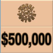 $500,000 WOF