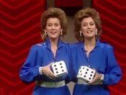 On a Roll - Linda & Lisa