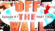"Disney ""Off the Wall"" Episode 1 Part Two-Larry Zeno"