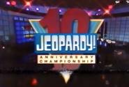 Jeopardy! 10th Anniversary Championship 1992