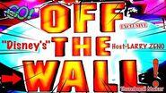 """Larry Zeno """"Disney's-Off The Wall"""""""