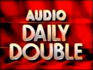 Audio Daily Double -18