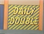 Classic Daily Double