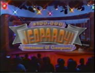 Jeopardy! $100,000 Tournament of Champions