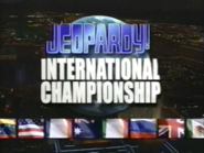 Jeopardy! International Championship 2001