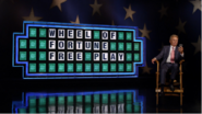 Wheel of Fortune Free Play Pat in Chair