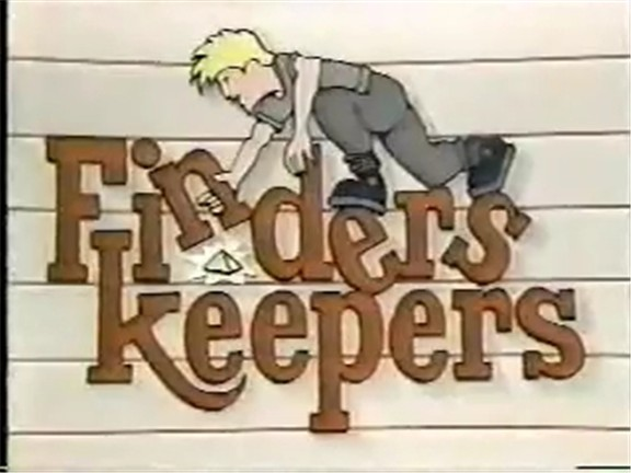 Finders Keepers (1987)