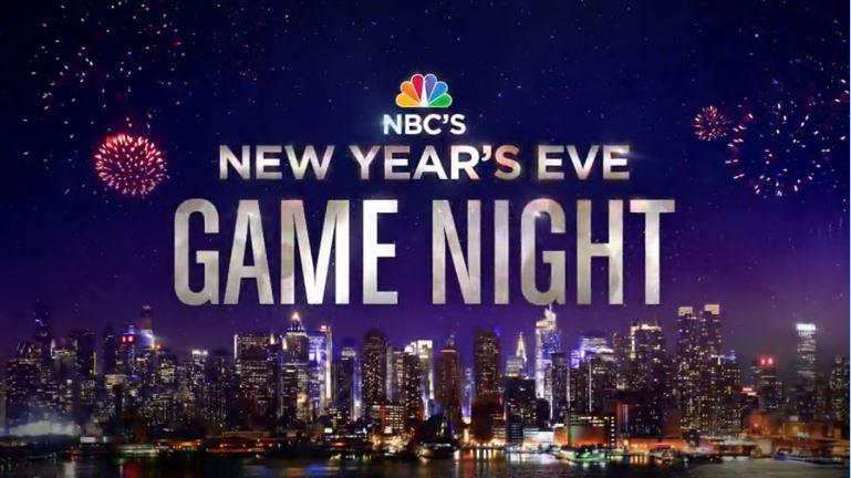 NBC's New Year's Eve Game Night