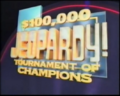 Jeopardy 1996 toc
