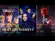 Next On Disney+ - February 2020-2