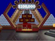 $100,000 Pyramid Set Flash