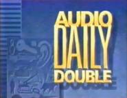 Audio Daily Double -15