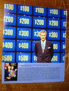 Jeopardy! Flyer