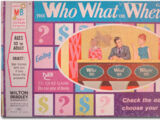 The Who What or Where Game
