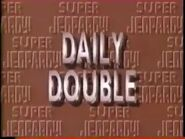Super Jeopardy! Daily Double - Grayish Gold