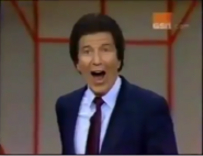 Suprised Bert Convy