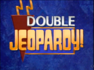 Jeopardy! 1993 College Championship Double Jeopardy intertitle