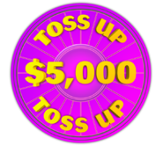 Wheel of fortune 5 000 toss up icon by darellnonis-d6mr14r