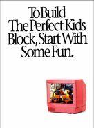Fun House '90 ad 1