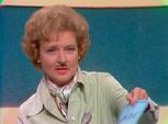 Betty White's Fake Moustache