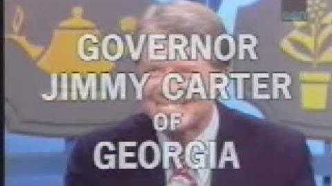 Jimmy Carter on What's My Line