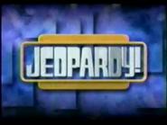 Jeopardy! 2000-2001 season title card screenshot 24