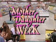 MotherDaughterWeek1993