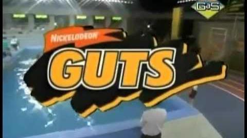 Nickelodeon Guts S01E13 Tiff Christa Brent