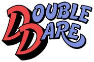 Double Dare Logo 1986 c