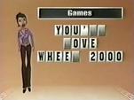 Wheel 2000 GSN Promo