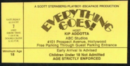 Everything Goes! (August 07, 1982)