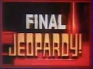 Final Jeopardy! College 2005