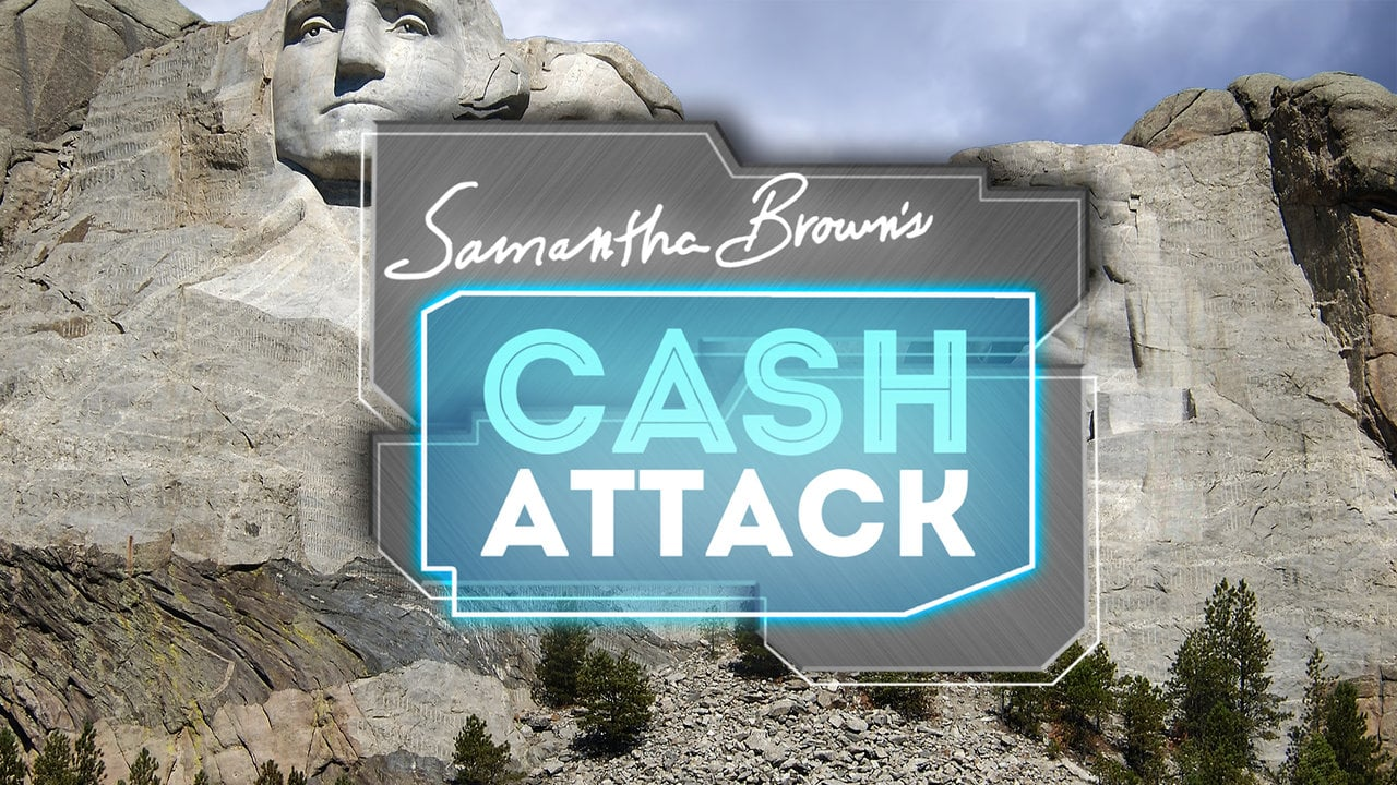 Samantha Brown's Cash Attack