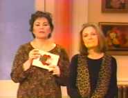 Roseanne and Gloria