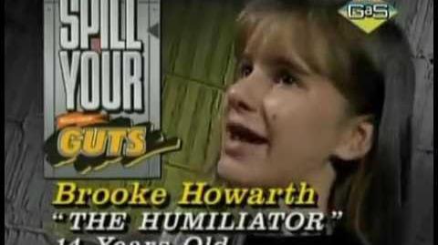 Nickelodeon Guts S02E07 Ronnie Brooke Rose