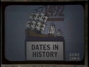 Dates in History