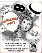 Masquerade Party 5-13-1974