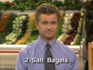 Supermarket Sweep International Bread Center David Description