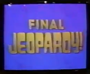 Final Jeopardy! -35