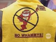 No Whammys T-Shirt Close Up Shot