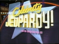 Jeopardy! Season 15 Celebrity Jeopardy! Title Card