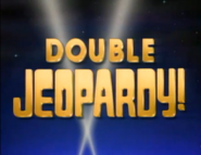Jeopardy! 1993 Double Jeopardy intertitle