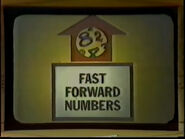 Fast Forward Numbers