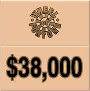 WOF $38,000