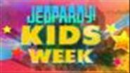 Jeopardy! Kids Week Season 24-26 Logo